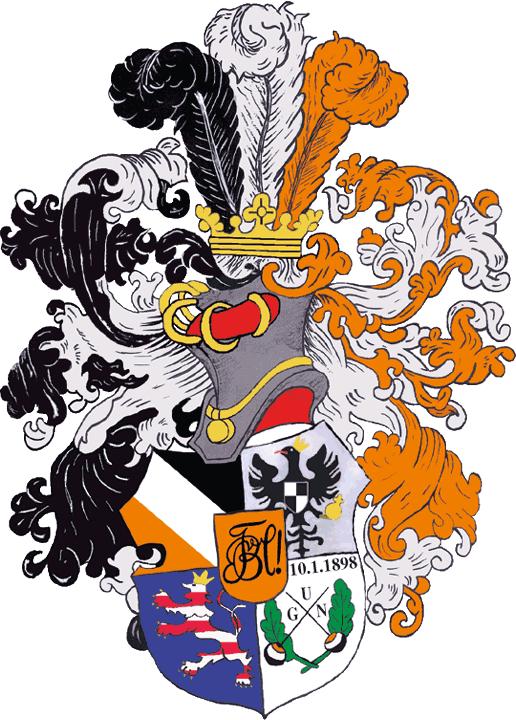 Wappen Landsmannschaft Hasso-Borussia